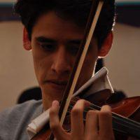 Diego Lara violin